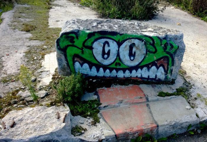 graffiti Lorient. OCT 2