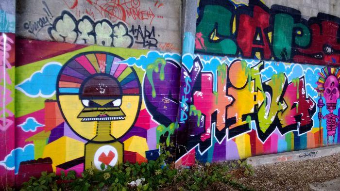 graffiti Lorient. OCT 5