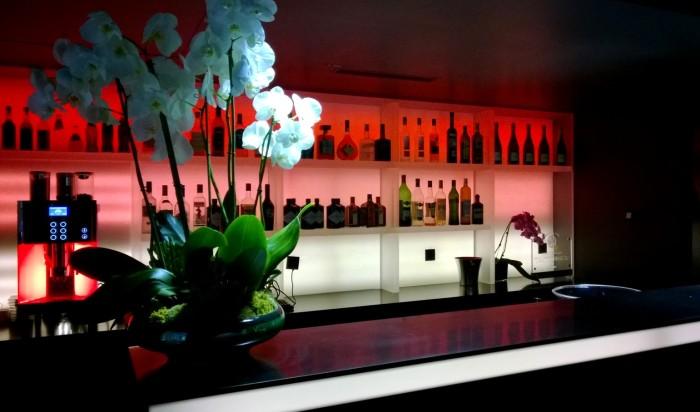 Hôtel Félicien le  bar