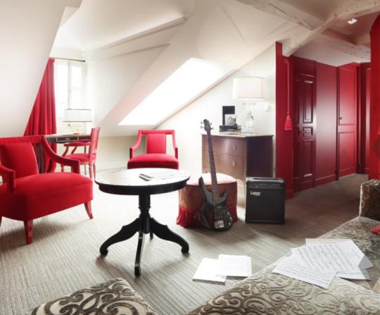 Hôtel La Maison Favart