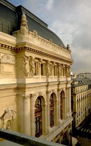 Opéra Comique Paris