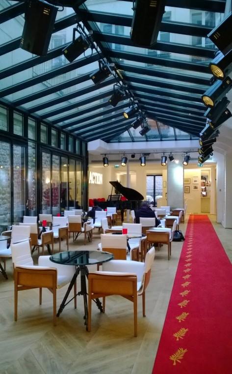 hôtel 123 Sébastopol Paris 15