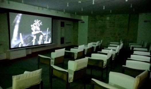 Salle de cinéma 123 Sebastopol.