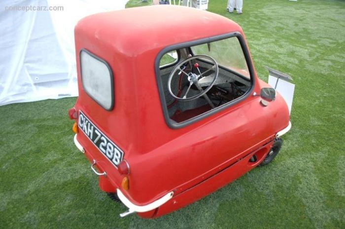 1965 Peel P50