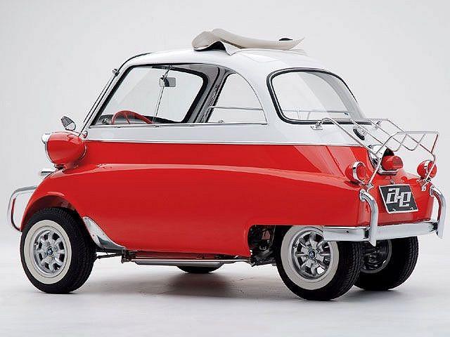 BMW Isetta 300 (1957)