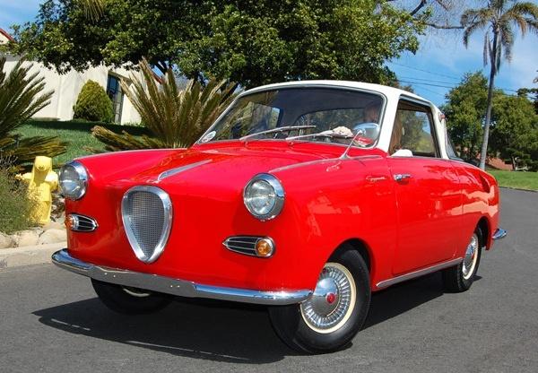 goggomobil 1957 micro car