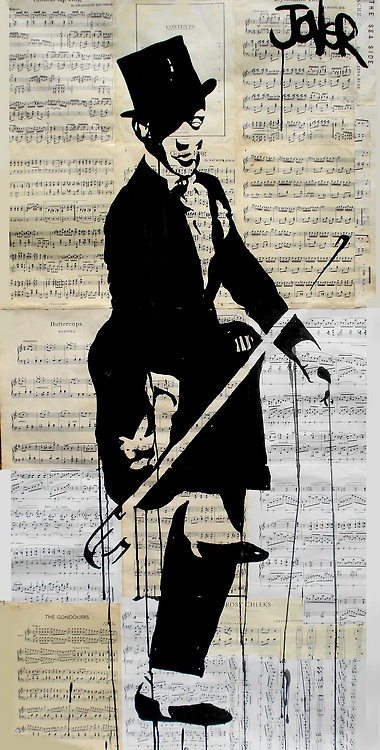 Louis Jover Fred Astaire