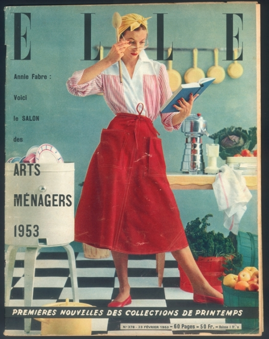 La_menagere_dans_le_magazine_ELLE_arts_menagers_1953