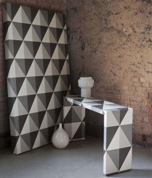 DIY meuble avec du papier peint