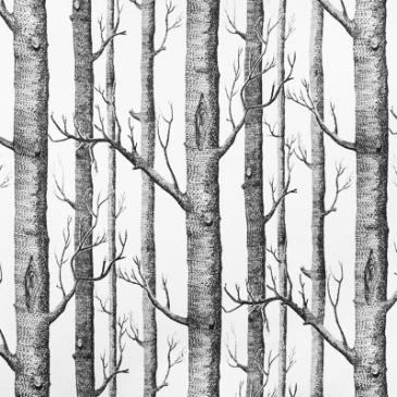 tissu-woods-print