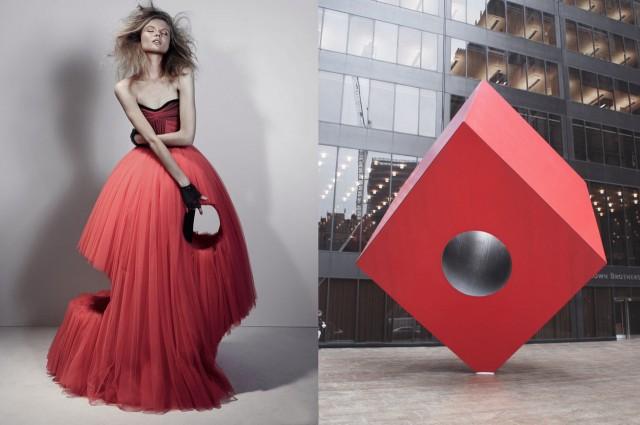 VictorRolf-Red-Cube-by-Isamu-Noguchi-in-New-York-640x425