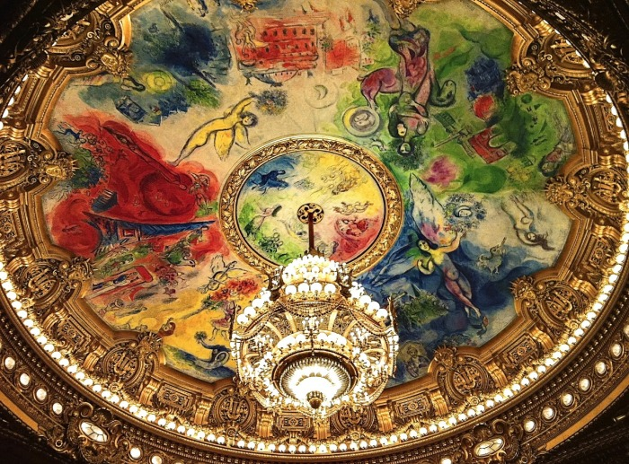 Marc Chagall Opéra de Paris