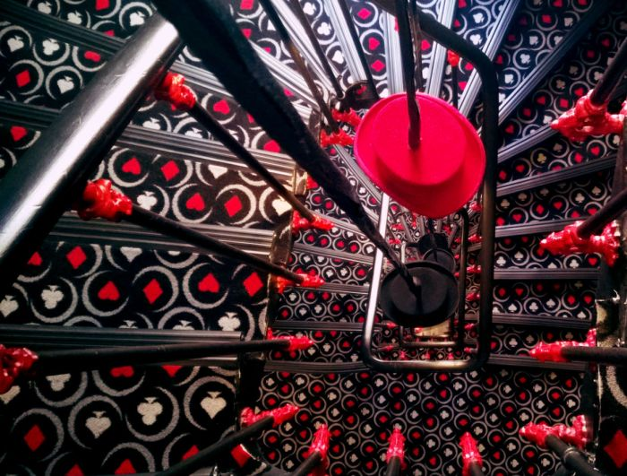 Le Splendor hôtel design Sandrine Alouf