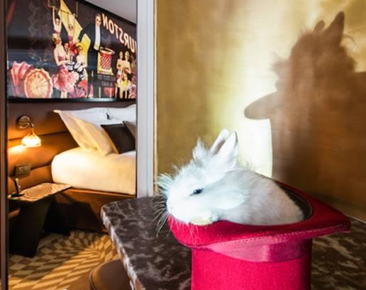 Pomponette hôtel splendor