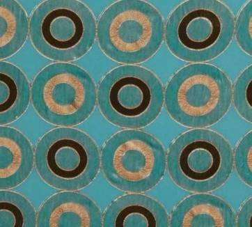 Tissu style années 70