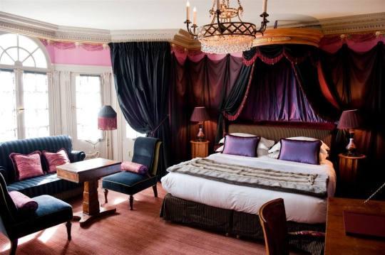 chambre Mata Hari l'Hôtel