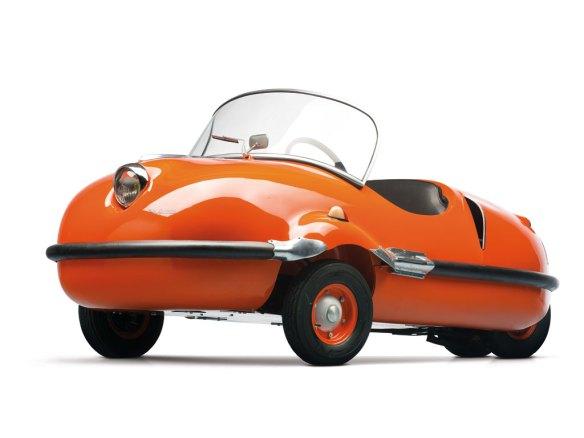 1956 Avolette Record Delux