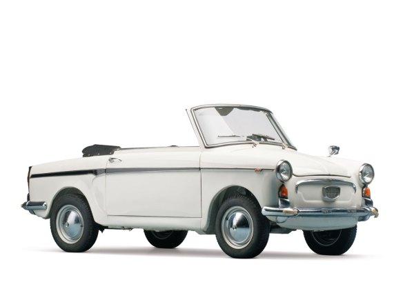 1961 Autobianchi Bianchia Special Cabriolet