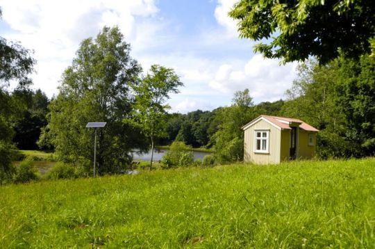 Hreinn Friðfinnsson(1943 – Islande) Second House (Résidence secondaire)