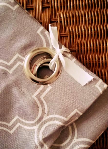 rideaux Babou design