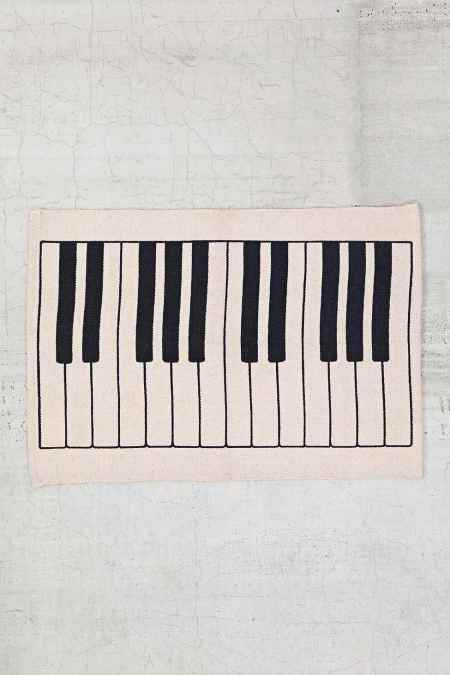 Tapis touche de piano