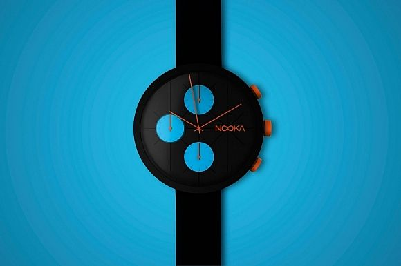 The New Nookrono by Nooka