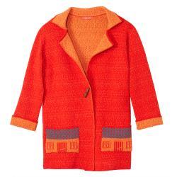 jacket donna wilson