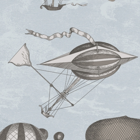 papier-peint-macchine-volanti-fornasetti