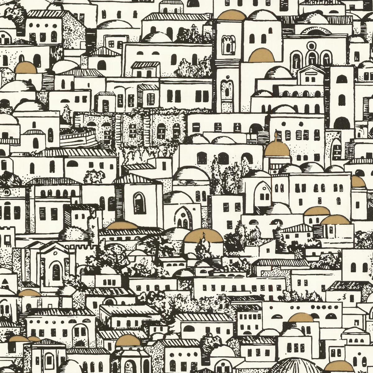 Papier Peint Mediterranea Fornasetti Cole And Son