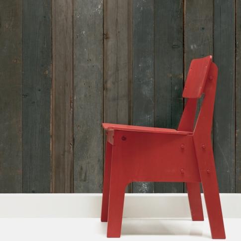 papier peint trompe l oeil lavieenrouge. Black Bedroom Furniture Sets. Home Design Ideas
