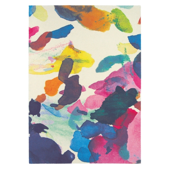 tapis design contemporain