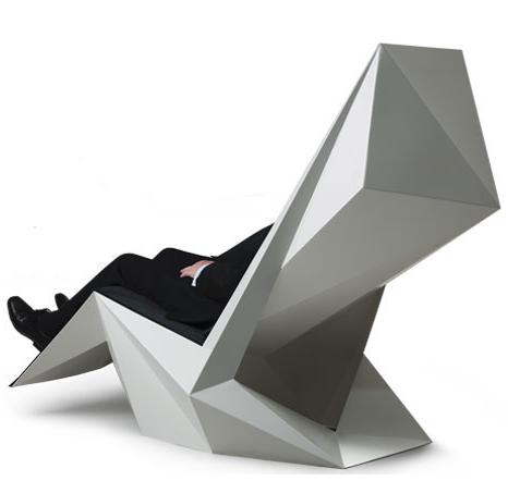 fauteuil Power'Nap by Ninna Helena.