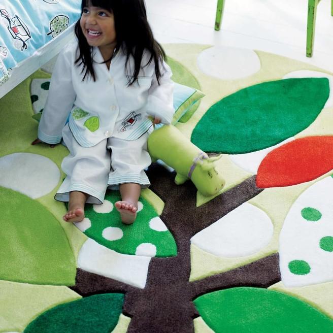tapis pour enfant.