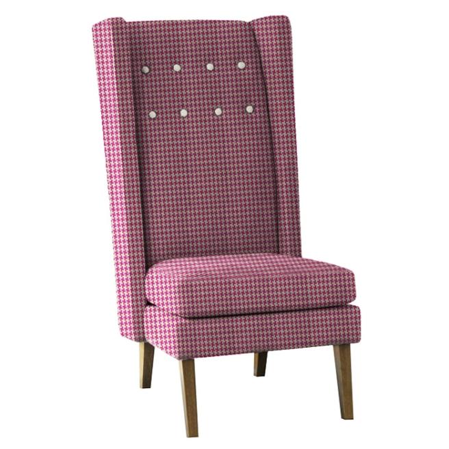 Tissus ralph lauren lavieenrouge - La chaise rouge et bleue ...