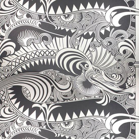 papier-peint-chinese-dragon-osborne-and-little