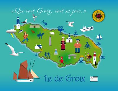 carte de Groix