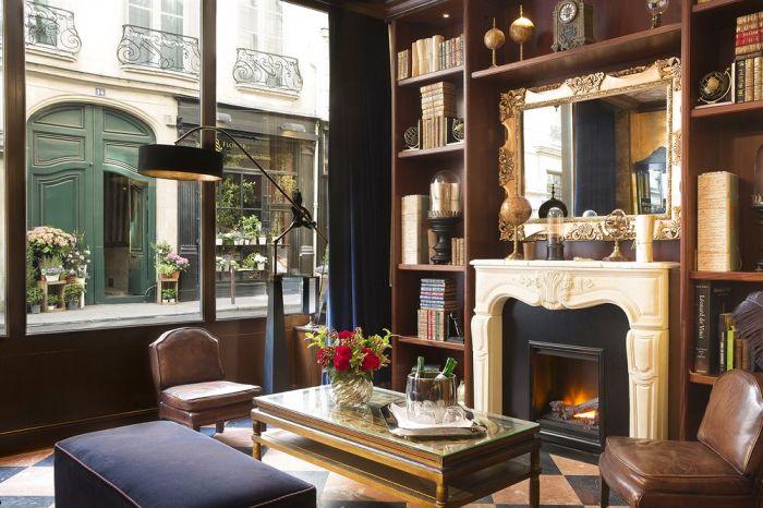 Da Vinci Hôtel Paris 12