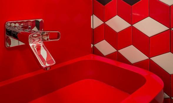 Hôtel Idol Paris salle de bain