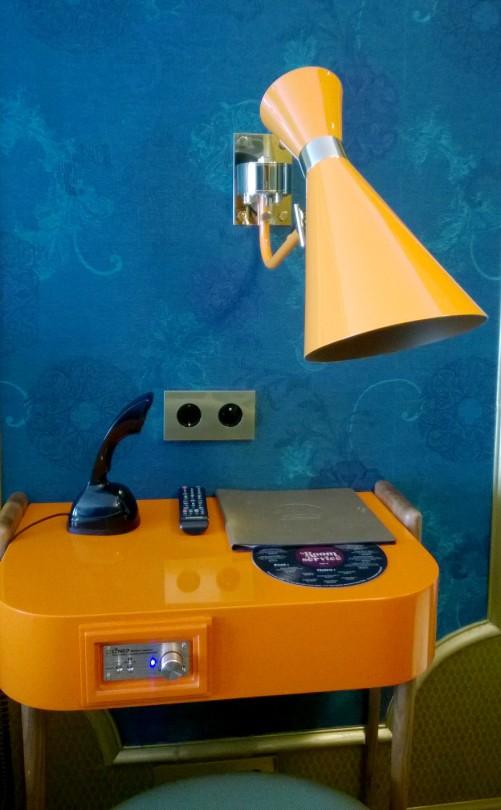Lampe Idol Hôtel
