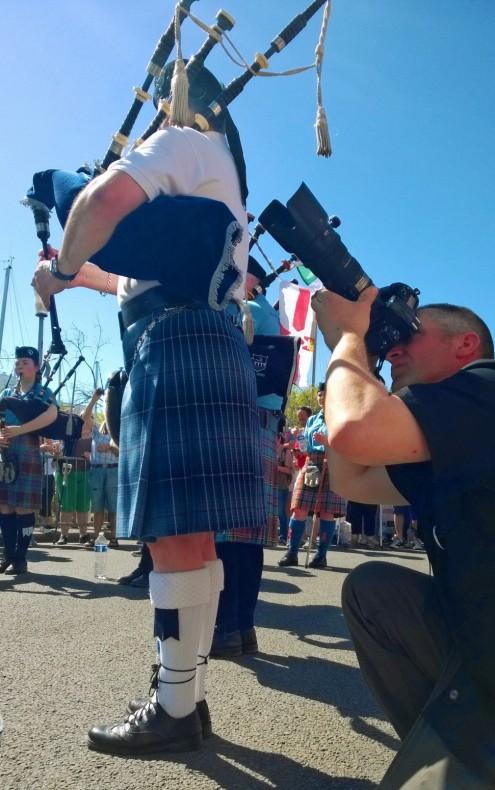 grande parade des nations celtes