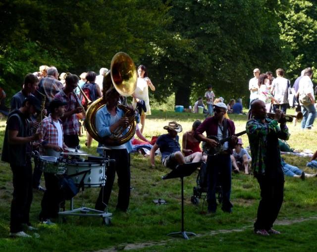 Jazz à Kerguéhennec 2