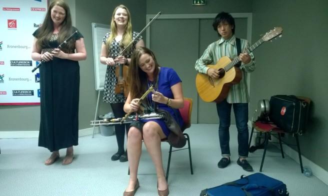 musiciens celtes