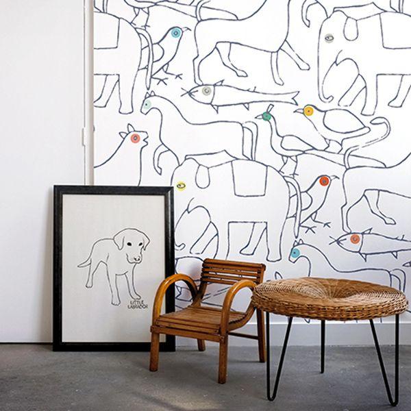 papier-peint-animals-minakani-lab a