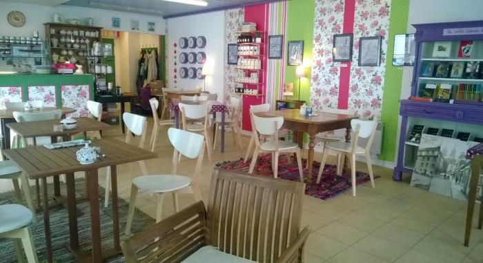 Salon de thé Quimper