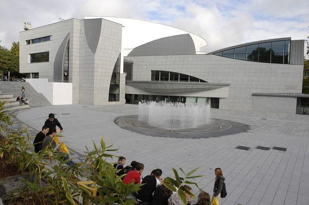 Le Grand Théâtre de Lorient.