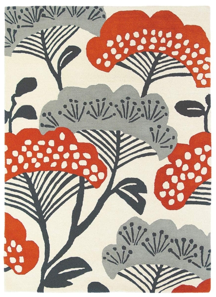 tapis-treetops-charcoal-coral-sanderson