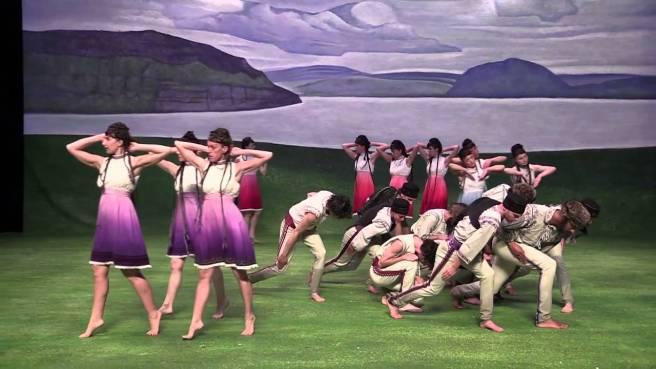 Ballet SACRE # 2
