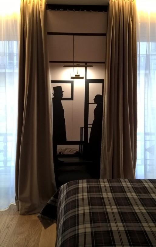 Hôtel Monsieur Paris.