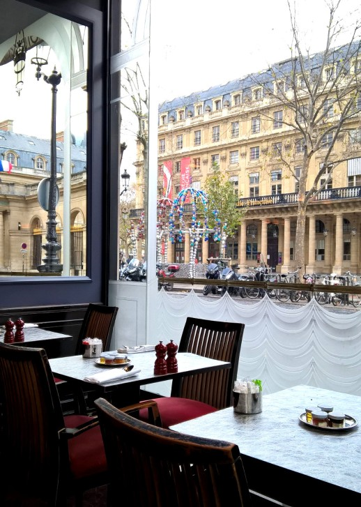 brasserie hôtel du Louvre