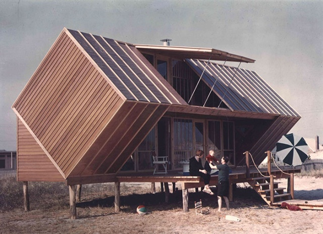 The Hunt House, 1958.